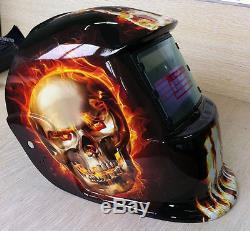 RSL Solar Auto Darkening Welding/grinding Helmet certified hood Mask