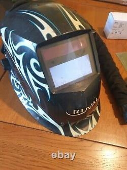 RYVAL PAPR Complete System OHE410/PA700 Welding Helmet