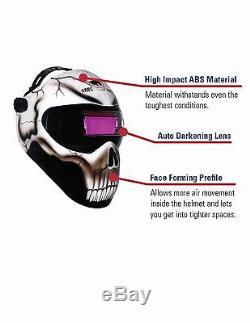 SAVE PHACE GEN X Extreme Face Shield/ Auto-Darkening Welding Helmet DOA 3010066