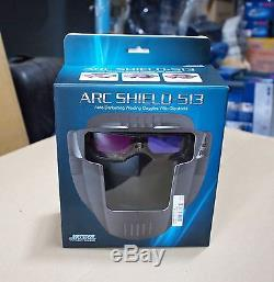 SERVORE Welding GOGGLE MASK ARC-513 SHIELD Auto Darkening Shade 5-13 Korea