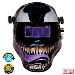 Save Phace 3012145 Marvel Venom Auto Darkening Welding Helmet