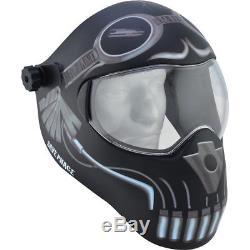 Save Phace 3012466 Auto Darkening Welding Helmet Skeletor Hood