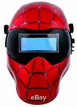 Save Phace EFP Gen Y Series Spiderman Auto-dark Welding Helmet 3012336