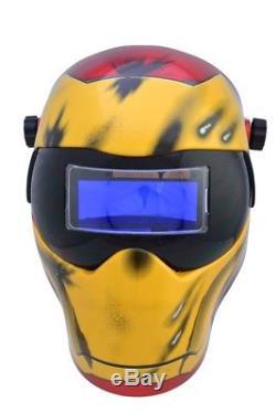 Save Phace EFP-I Auto-Darkening Welding Helmet Marvel IRON MAN 3012503