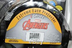 Save Phace EFP-I Series Welding Helmet Marvel Iron Man 180 4/9-13 ADF Lens New