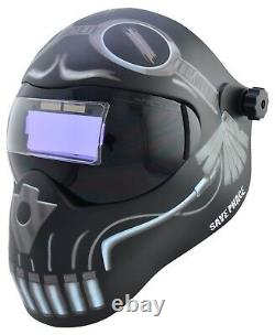 Save Phace EFP-I Series Welding Helmet Skeletor 180 4/9-13 ADF Lens