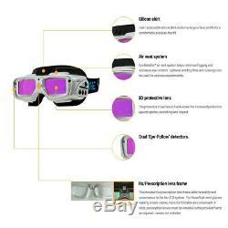 Servore ARC 513 Shield Auto Shade Darkening Welding Helmet, Goggle Mask Type