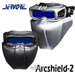 Servore Arcshield 2 Auto Shade Darkening Protective Welding Helmet Google Mask