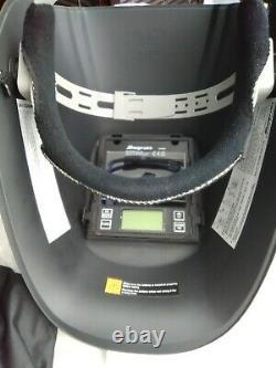 Snap On Auto Darkening Welding Helmet Digital Control High Definition Lens