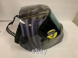 Snap-On Predator auto darkening welding helmet NEW in box EFP2PREDATOR