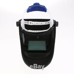 Solar Auto Darkening Miller Welding Helmet Mask Eye Protective Safety Gear