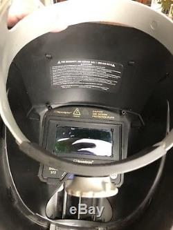 SpeedGlas Auto Darkening Welding Helmet 9000F Shade 3/10 Good Used Item