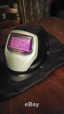 Speedglas 3M 9100X Auto Darkening Welding Helmet