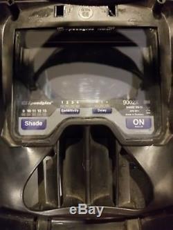 Speedglas 9002X Auto-Darkening Welding Helmet, Used