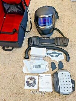 Speedglas 9100 FX Air Welding Helmet 3M Adflo Brand NEW Fast shipping