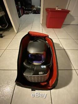 Speedglas 9100 FX Air Welding Helmet 3M Adflo Li Battery Brand NEW Free shipping