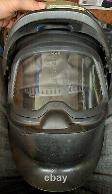 Speedglas 9100 FX Air Welding Helmet 3M Adflo Li Battery with Bag (CR)