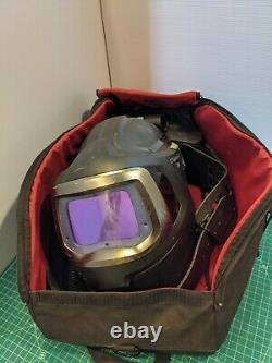 Speedglas 9100 MP Air Hard Hat Welding Helmet 3M Adflo