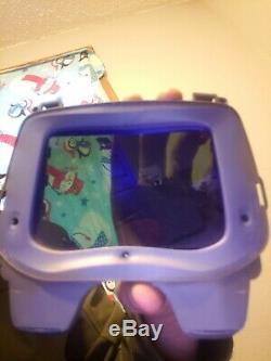 Speedglas 9100xxi auto darkening lens