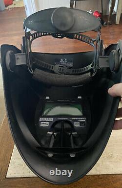 Speedglas Auto Darkening Welding Helmet Model 9100X