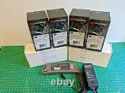 Speedglas LiIon Battery upgrade set Lithium Battery AND Charger for AdFlo PAPR