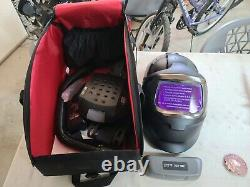 Speedglas Welding Helmet 9100X 3M Adflo Air Purifier System Respirator PAPR