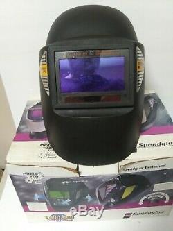 Speedglas XL Auto Darkening Welding Hood Helmet Shades 9,10,11-12&13