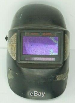 Speedglas XL Utility Auto Darkening Welding Helmet/Shield