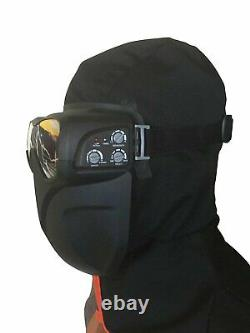 Steel Vision Auto Darkening Welding Goggles
