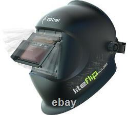 Swiss made Optrel Liteflip Autopilot 1/4/5 14 Welding Helmet 1006.700