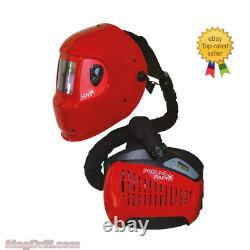 Swp Proline Papr Air Fed Welding Helmet Air Purification System