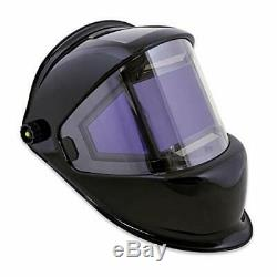 TGR Digital Panoramic 180 View Solar Auto Darkening Welding Helmet True Color