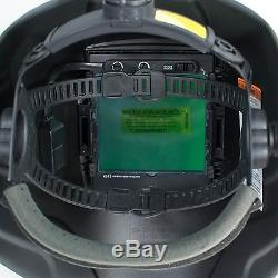 TGR Extra Large View Auto Darkening Welding Helmet 4 x 3.65