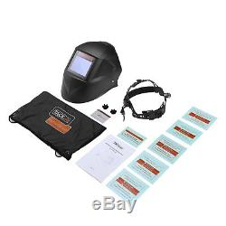 Tacklife Auto Darkening Welding Helmet PAH03D Professional Protection Mask with