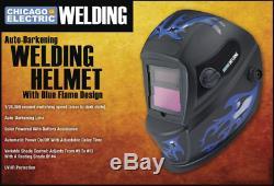Titanium Welding Bundle Easy-Flux 125 Amp Welder & Auto Darkening Helmet