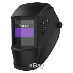 True Color Auto Darkening Welding Helmet Welder Mask for ARC TIG MIG Weld