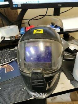 USED ESAB Halo Sentinel A50 Automatic Welding Helmet