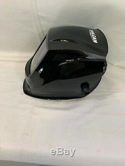 VULCAN ARCSAFE Auto Darkening Welding Helmet HOOD BLACK