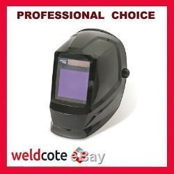Weldcote Ultraview TrueColor High Definition FilterAuto Darkening Welding Helmet