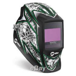 Welding Helmet, 5 to 13 Lens Shade 281007