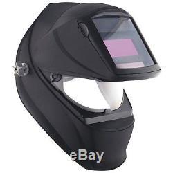 Welding Helmet, Auto Darkening, 1-9/16in. H