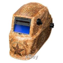 Welding Helmet Auto Darkening Solar Mask Grinding Welder Arc Tig Mig Certified