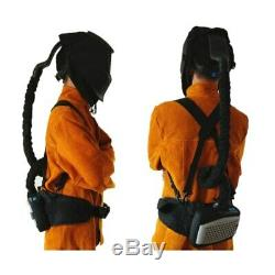 Welding Mask Powered Air Purifying Respirator Auto Darkening Welding Helmet