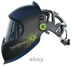 Welding helmet Optrel Panoramaxx Quattro 1/1/1/1